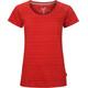 Elkline Marbella Naiset Lyhythihainen paita , punainen